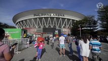 Filipinos troop to Philippine Arena in Bulacan for 2019 SEA Games opening ceremony