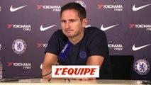 Lampard «Une grande éthique de travail de la part de Michy Batshuayi» - Foot - ANG - Chelsea