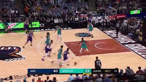 Utah Jazz 103 - 94 Memphis Grizzlies