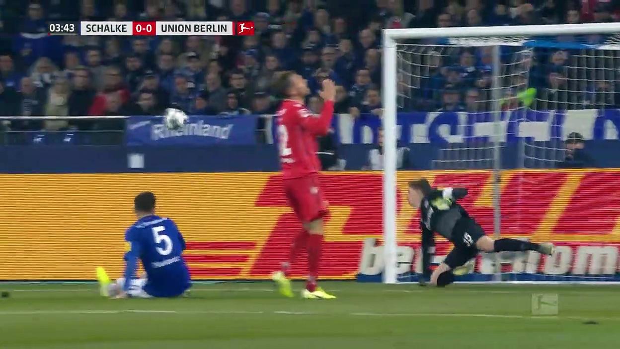 Schalke 04 - Union Berlin (1-2) - Maç Özeti - Bundesliga 2019/20