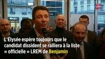Municipales à Paris : Macron face à « une impasse » avec Griveaux et Villani