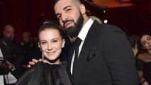Warum textet Sänger Drake ständig mit Teenager-Girls?