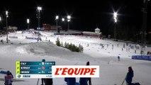 L'Italie remporte le relais mixte d'Östersund, la France finit neuvième - Biathlon - CM