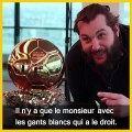Ballon d'or 2019 : le trophée