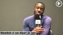 Tanguy Ndombele : « J'aurais pu rester une année de plus à l'OL »