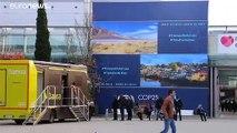 Últimos retoques en Madrid para la cumbre del clima COP25