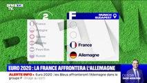 Euro 2020: La France est dans le groupe F avec l'Allemagne
