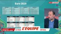 Les Bleus dans le groupe de la mort ! - Foot - Euro 2020 - Tirage au sort