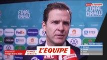 Bierhoff «La France est l'équipe la plus forte» - Foot - Euro 2020 - Tirage au sort