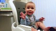 """Ce bébé a peur du mot """"maman""""... Pas très pratique"""