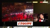 Van Dijk «Être ici est toujours une sensation incroyable» - Foot - Ballon d'Or