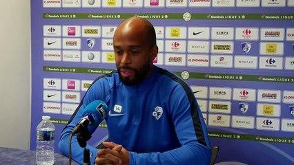 """Loic Nestor (GF38) : """"Clermont : Une belle équipe"""""""