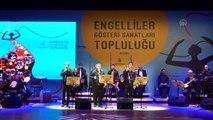 Engelli bireylerden 3 Aralık Dünya Engelliler Günü konseri