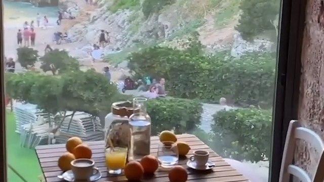 A breakfast in Puglia