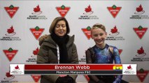 Pre Novice Men Free Program - RINK C: 2020 Skate Canada Challenge / Défi Patinage Canada (7)