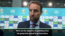 Qualifying from Euro group is England's main aim - Southgate