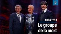 Euro 2020 : la France dans le groupe de la mort
