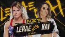 WWE NXT: Candice LeRae vs. Dakota Kai | Español Latino