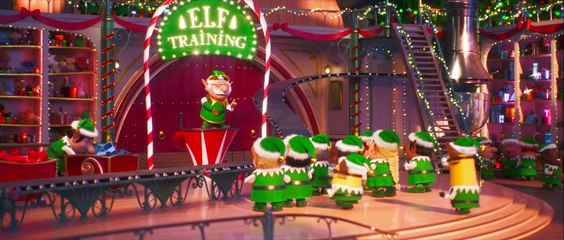 "The Minions ""Santa's Little Helpers"": Part Two Elf Training"