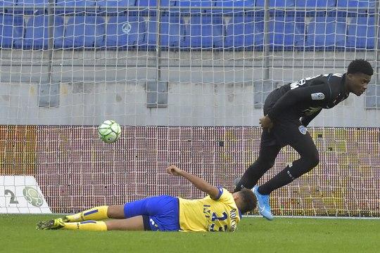 Sochaux 0-1 ESTAC Résumé du match
