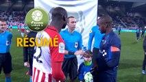 AS Nancy Lorraine - Paris FC (2-0)  - Résumé - (ASNL-PFC) / 2019-20