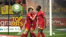Top buts 16ème journée - Domino's Ligue 2 / 2019-20