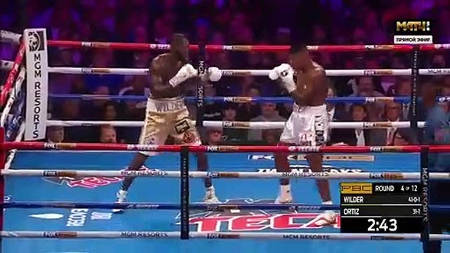 Deontay Wilder v Luis Ortiz 2 - Full Highlights