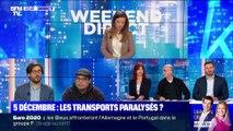 Grève du 5 décembre: les transports paralysés ? - 30/11
