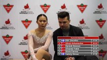 Senior Women Short - RINK C: 2020 Skate Canada Challenge / Défi Patinage Canada (8)