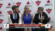 Senior Ice Dance - Rhythm Dance - RINK A: 2020 Skate Canada Challenge / Défi Patinage Canada 2020 (16)