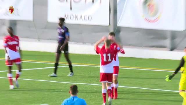 (U17) HIGHLIGHTS : AS Monaco 4-2 FC Istres