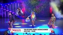 Presentación de Gloria Trevi en la Teletón Ecuador