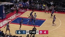 Jordan Bone (34 points) Highlights vs. Texas Legends