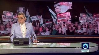 Israel: Demonstrators call on Netanyahu to resign