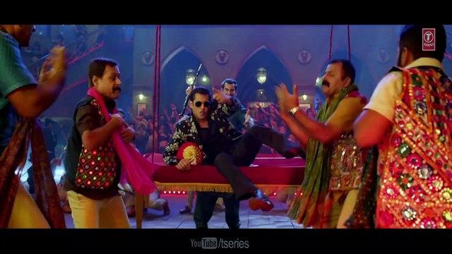 Dabangg 3: Munna Badnaam Hua (Official Video) | Salman Khan | Badshah , Mamta Sharma | Flixaap