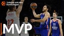 Turkish Airlines EuroLeague MVP for November: Shane Larkin, Anadolu Efes Istanbul