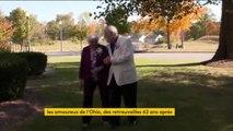 Etats-Unis : 63 ans après s'être perdus de vue, deux amoureux finissent par se marier
