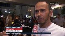 """Lewis Hamilton """"Je pense que c'est notre année la plus solide"""""""