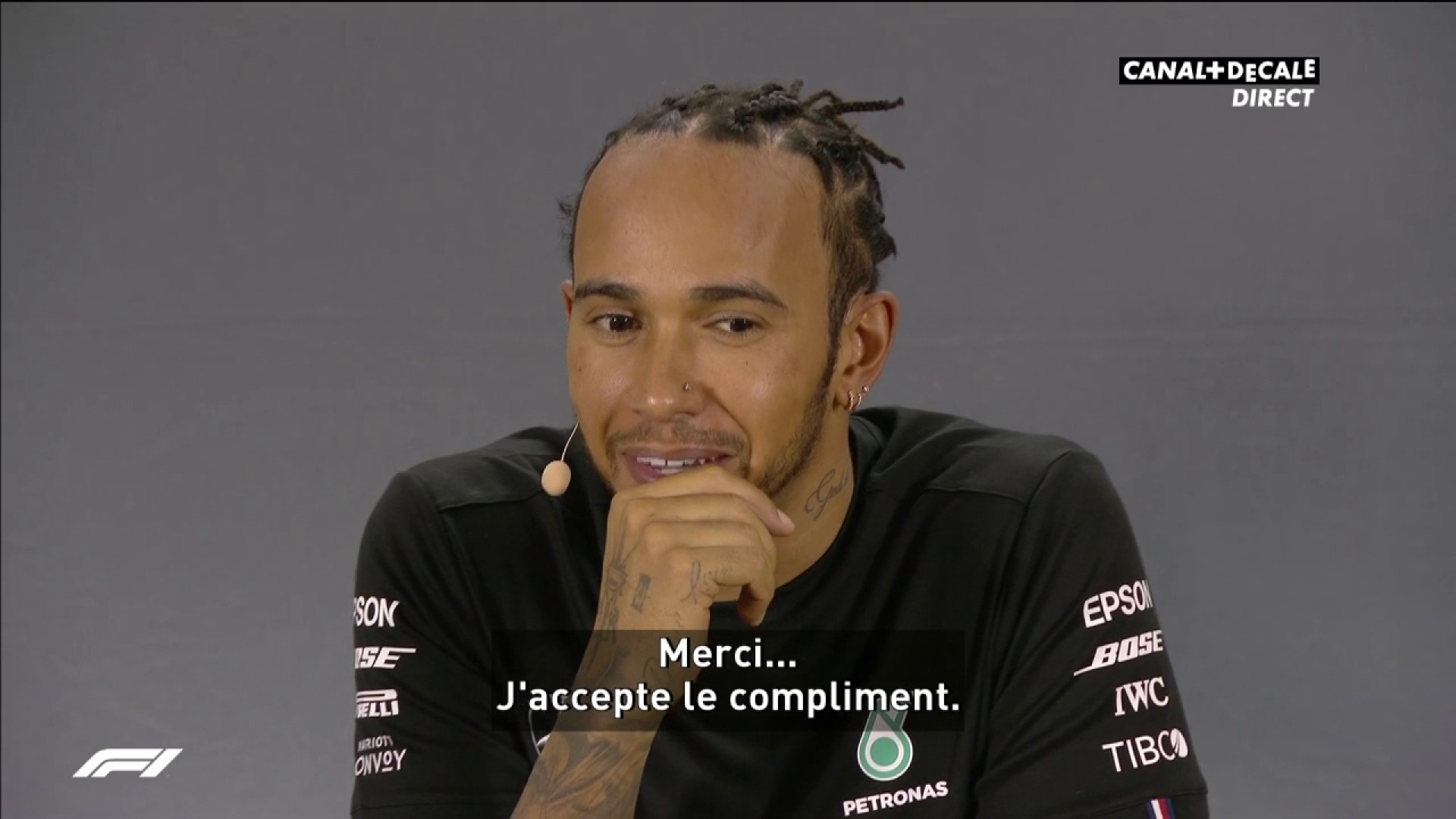 Lewis Hamilton un jour chez Ferrari ?
