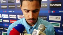 Lazio-Udinese, le dichiarazioni di Andrè Anderson in mixed zone