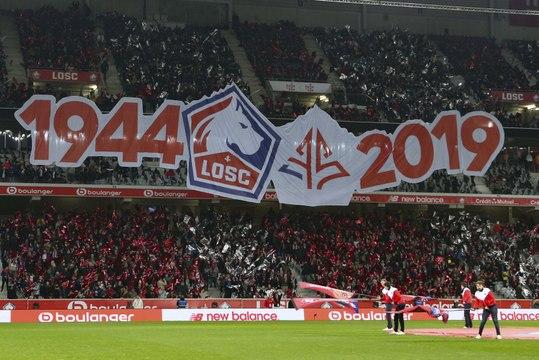 LOSC - Dijon : 75 ans et une victoire, le résumé