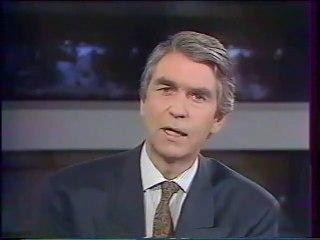 TF1 - 3 Novembre 1988 - Pubs, teaser, speakerine (Fabienne Egal), début JT Nuit (Jean-Claude Narcy)
