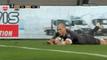 Le premier essai de Sergio Parisse avec le Rugby Club Toulonnais