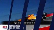Formule 1 : Le très bel hommage de Norris à son ingénieur qui raccroche