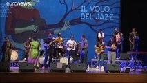 Seun Kuti: ritmo e politica al Volo del Jazz