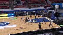 BJ Johnson (22 points) Highlights vs. Delaware Blue Coats