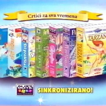 BLITZ reklama za stare sinkronizirane crtiće - [2000]