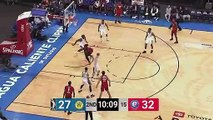 Johnathan Motley (15 points) Highlights vs. Santa Cruz Warriors