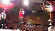 Tessa Blanchard Cuts Promo Defending Women's Wrestling after Statement Backstage From AEW Sandman with Women Headlining a Wrestling event - Wrestlecade - Rosemary,Jordynne Grace & Taya Valkyrie
