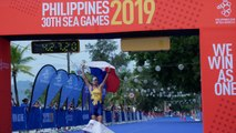 Asia's duathlon queen Monica Torres conquers SEA Games 2019